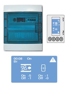 Шкафы управления вентиляцией FreeTech
